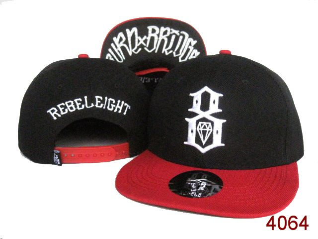 Rebel8 Snapback Hat SG09